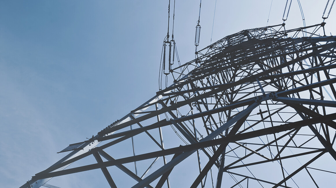 transmission tower power tower