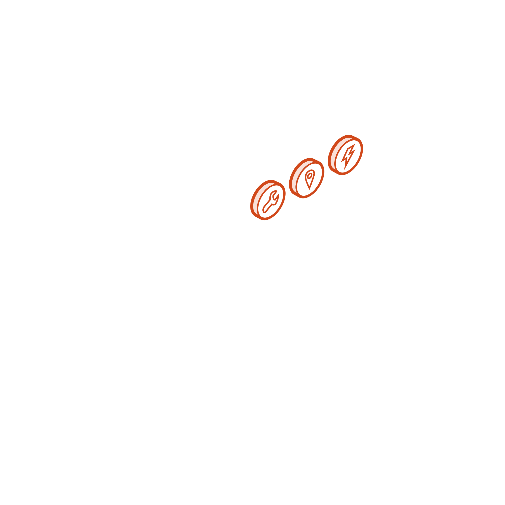 Highlighted section of PI System diagram