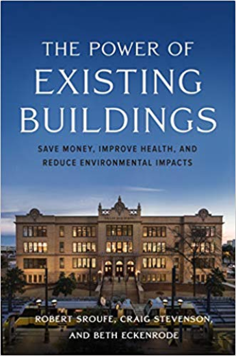 Power of Existing Buildings Cover